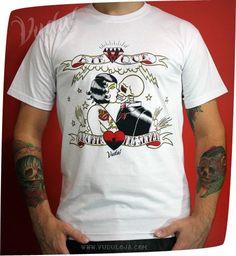 Camiseta Até que a Morte nos Separe