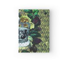 """Vintage Dreams"" -  Royal Crown & Roses Hardcover Journal"