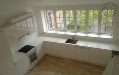 Corner Desk, Remodeling, Storage, Furniture, Home Decor, Projects, Corner Table, Purse Storage, Decoration Home