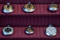 A collection of #vintage #antique pocket #watches.