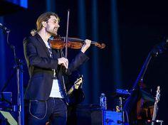 Rock & Pop: Fotos: Das Konzert von David Garrett in Freiburg - Fotogalerien - badische-zeitung.de