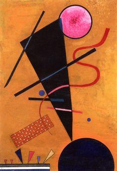 ★ Psychoactivelectricity ★ - lonequixote:  Contact~Wassily Kandinsky