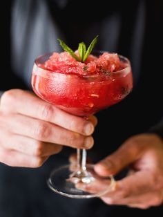 Gin Melonen Sorbet