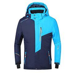 cc1a024690 Best Seller PHIBEE Mens Waterproof Windproof Outdoor Fleece Ski Jacket  online. Cheap snowboard suit men