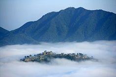 Takeda Castle,Hyogo,Japan