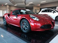 #37 of 500!!  The new 2015 Alfa Romeo 4C Launch Edition!  Available for sale!!