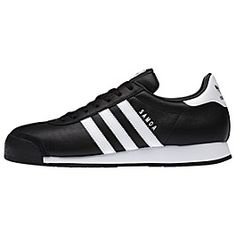 huge selection of 211e9 07b9e adidas originals Samoa sneakers in black and white Baskets Adidas, Womens  Fashion Sneakers, Nmd
