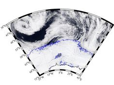 Just so you can imagine, the hole is as large as the state of Maine. It has just opened up in Antarctica, and scientists have no clue why.