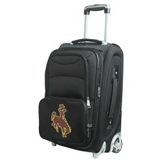 NCAA Wyoming Cowboys 21 Carry-On