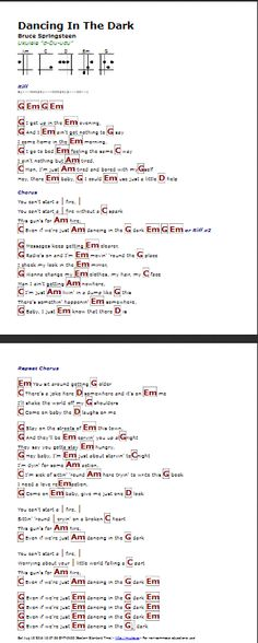 Song Lyrics with guitar chords for Against The Wind | Learn Guitar ...