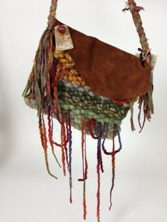 Absolutely love this! Sonoma Hand woven Art Purse