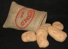 Saco de patatas!