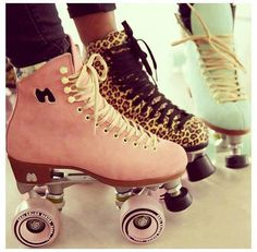 Chocolate-covered Strawberry Shake inspiration from @Kimberly Peterson vetrano Roller skating at the local rink when I was a teenager. #summerofshakes