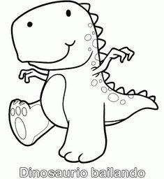 Las 11 Mejores Imagenes De Dinosaurios Para Pintar Dinosaurios