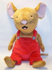 If You Take a Mouse to the Movies  Plush Kohl's Cares Stuffed Animal