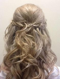 wedding hair and updos