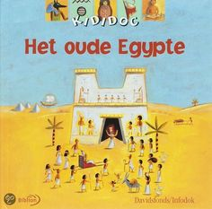 Het oude Egypte. Voor kinderen die van 'snuffelboeken' houden is er de serie Kididocs. Een beetje lezen en veel nieuwe dingen leren en bekijken over allerlei onderwerpen.