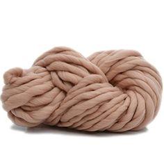 Zituop Super Chunky Roving Big Yarn for Hand Knitting Cro...