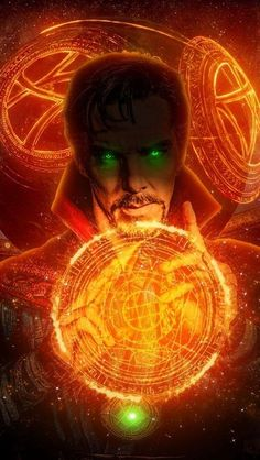 Doctor Strange Magic Art iPhone Wallpaper - Best of Wallpapers for Andriod and ios Marvel Doctor Strange, Doc Strange, Strange Magic, Strange Art, Marvel Fanart, Marvel Films, Marvel Memes, Marvel Characters, The Stranger