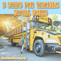 Teach social skills in your classroom in 5 steps. You cannot simply throw worksheets on social skills in front of a group of students and expect them improve. Each group is unique in their ever changing needs, abilities, and specific IEP goals. However, there are a few things that will set you up for success no matter what your students need to learn. Here are 5 steps for creating an outstanding social skills group! social-skills teach-social-skills Brainstorming Activities, Social Skills Activities, Teaching Social Skills, Teaching Language Arts, List Of Skills, Life Skills, Student Problems, Special Education Classroom, Reading Groups