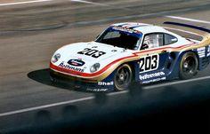 Porsche 961, 1987 Le Mans 24 Hours
