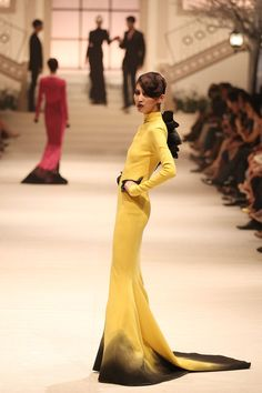 Stephane Rolland Catwalk