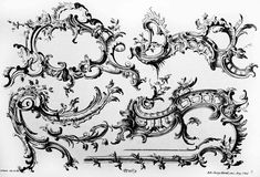 Rococo Design Elements | table of elements - AtPeek Search Engine