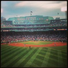See the Green Monster and the Red Sox play! Also a great spot to catch some wicked concerts