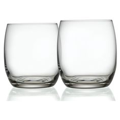 Alessi Mami XL Set of 2 Water Glasses (16 AUD) ❤ liked on Polyvore featuring home, kitchen & dining, drinkware, crystal water glasses, alessi, twin pack, crystal water glass and crystal tumblers