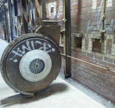 Evergreen Brickworks..the kilns
