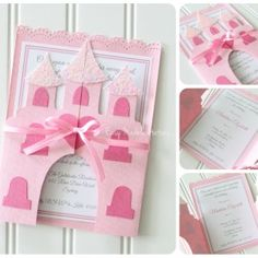 Easy Made Invitations — ...Helping you create beautiful handmade ...