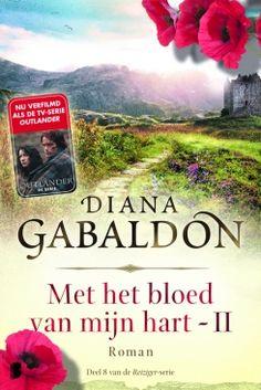 Diana Gabaldon - Met het bloed van mijn hart II
