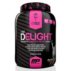 <ul><li>HIGH PROTEIN/LOW CALORIE</li><li>USE AS A MEAL OR HEALTHY SNACK</li><li>CURB YOUR HUNGER FOR HOURS</li></ul><b>EAT LESS.</b><br><b>FEEL FULLER. </b></li></li><b>LOSE WEIGHT.</b>Finally. A nutrition shake for WOMEN that satisfies hunger while providing real results. FITMISS DELIGHT™ brings a full day's essential nutrients with quality calories and delivers optimal levels of protein, digestive enzymes, vitamins and minerals. The source of this natural goodness is a unique ...