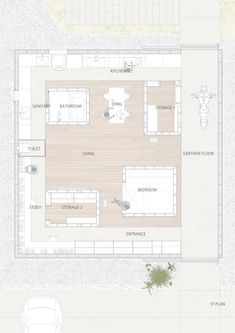 mA-style architects - Light Walls House
