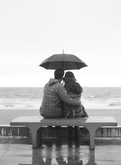 Rainy Day Engagement