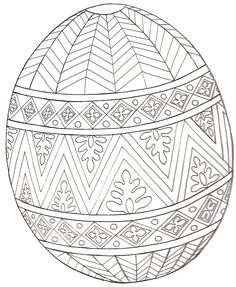 10 cool free printable easter coloring pages for kids whove moved past fat washable markers ukrainian egg patterns