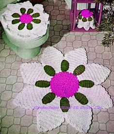 1000 Images About Crochet Bathroom Ideas On Pinterest Toilet Paper Air Freshener