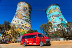 Soweto Tour & Hop On Hop Off City Bus Tour in Johannesburg South Africa Casino Hotel, Nelson Mandela, Orlando, Apartheid Museum, Brown Hyena, South Africa Tours, New York, Cool Places To Visit, Travel Inspiration