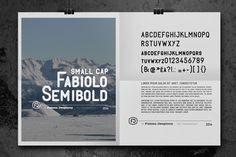 Fabiolo Semibold Small Cap