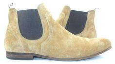 The Rail Brysen Tan Suede Chelsea Boots Boots Mens Size US 9-9.5 / EUR 43M   eBay