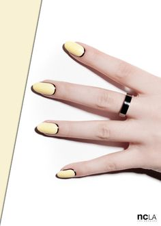 Summer Nail Trends (Hint the 90's are Making a Comeback) http://www.realweddings.ca