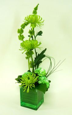 "When it's time to celebrate the luck of the Irish, flowers are always a welcome gesture; and our ""Cheers!"" flower bouquet is the perfect choice this St. Patrick's Day. $34.99"