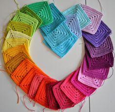 Rainbow blanket dl.4