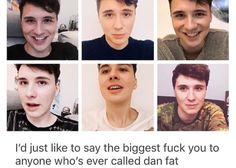 """HE IS NOT FAT. BUNCH OF CRAZY MONSTERS<<HE IS SMEXY AND SOFT AND ADORABLE YOU """"CRAZY MONSTERS""""!!"""