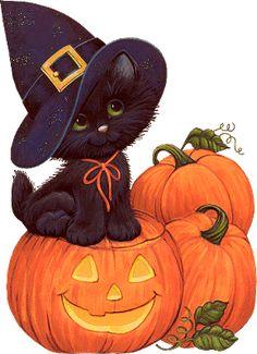 Halloween Page 7 - Halloween Cartoon Clip Art