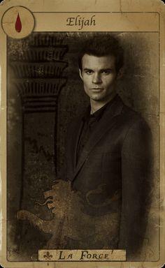 The Vampire Diaries - The Originals - Elijah