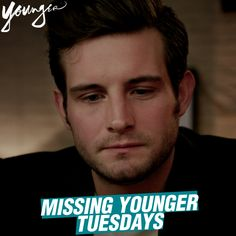 Anyone missing Nico Tortorella on Younger? Stay tuned for season 2! Click to watch the latest episodes on TV Land.