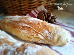 ...ultimissime dal forno...: FILONCINI VELOCISSIMI E... IO, ME E NIGELLA Cooking Bread, Bread Baking, My Favorite Food, Favorite Recipes, Nigella Lawson, Ciabatta, Homemade Pasta, Appetisers, Finger Foods