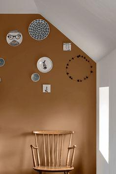 Flexa / Dulux Colour Features colour of the year 2019 Living Room Color Schemes, Brown Color Schemes, Gothic Home Decor, Dulux Colour, Bedroom Decor, Trending Decor, Shop Interiors, Colorful Interiors, Home Deco