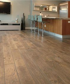 Wide Plank Vintage French Oak Wood Floor With Polyx Oil